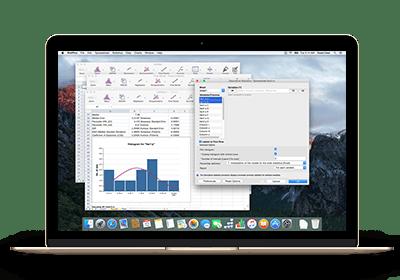 Excel add-in - StatPlus:mac