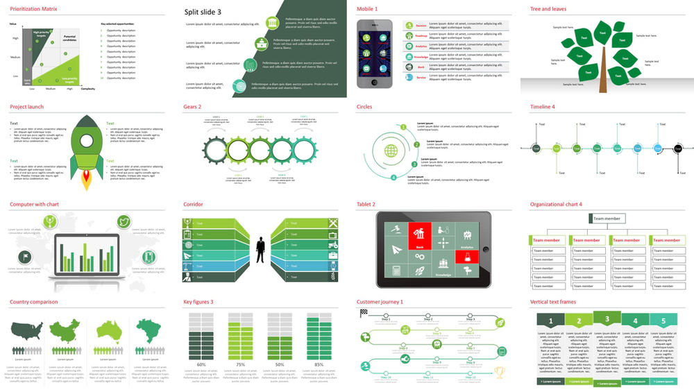 The 10 best websites for beautiful PowerPoint templates and