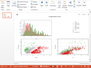 PowerPoint add-in | Plotly D3.js