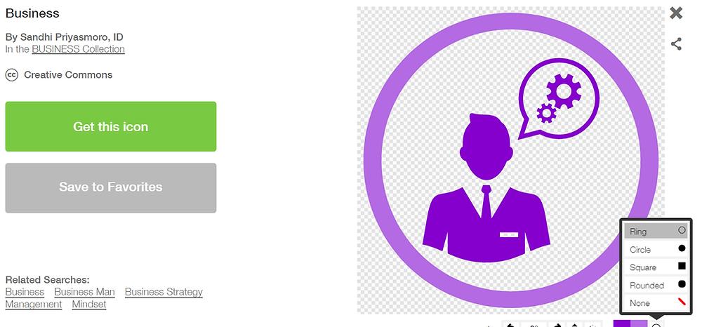 NounProject icons