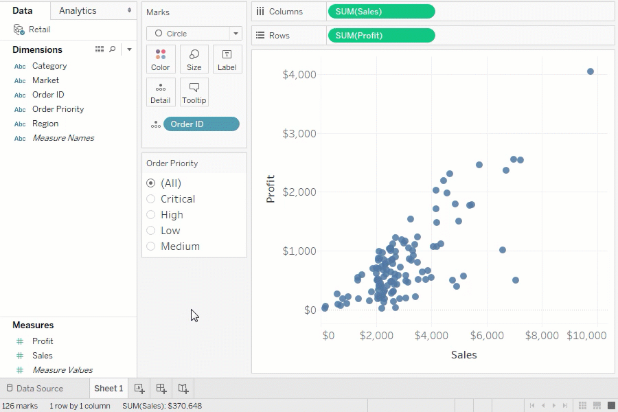 Excel add-in - Tableau