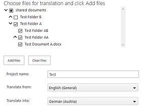 Word add-in l TextMaster