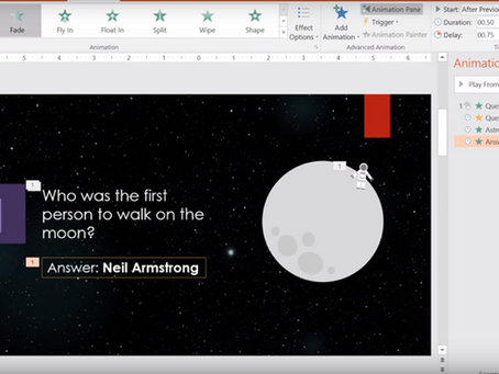 How to Animate Texts, Objects, and Videos in Microsoft PowerPoint