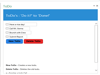 PowerPoint add-in l ToDo