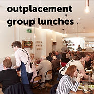 Refreshing hosts group lunches for outplacement