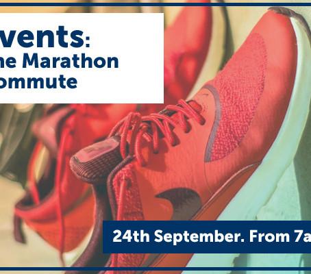 The Marathon Commute: Sep 24th