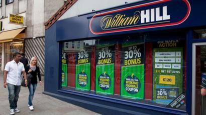William Hill appointed Adrian Marchas its new CFO