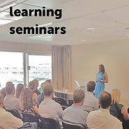 Refreshing host learning seminars