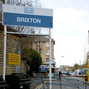 18 September. Brixton Prison. The Clink