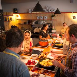 26 Feb. Migrateful Cooking. Brixton