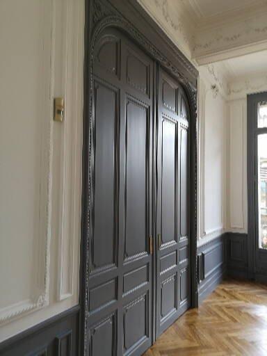 peinture porte Béziers