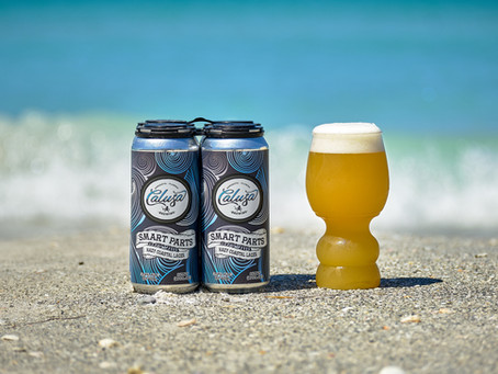 Introducing Hazy Coastal Lager