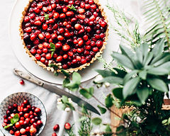 frukt Pie