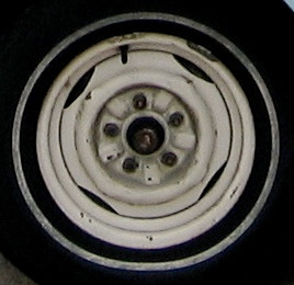 Wheel, 2007 (photo by Greg Colson)