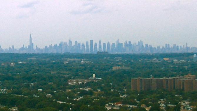 Manhattan Skyline, 2007 (photo by Greg Colson)