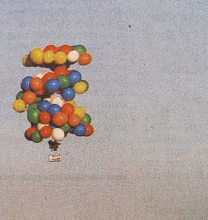 Balloon Flight, 2012