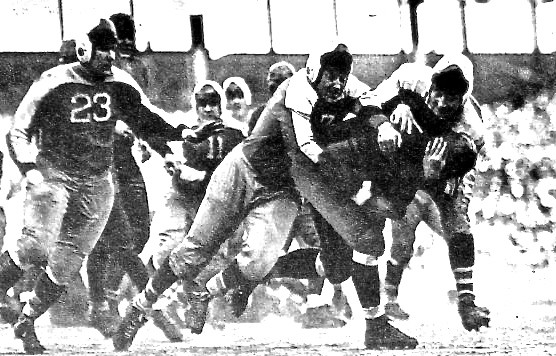 1934 NFL Championship Game, Polo Grounds, New York