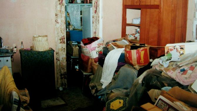 Home Interior, Beaverton, Oregon, 1990 (photo by Greg Colson)