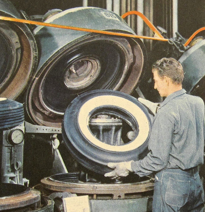 Tire Factory