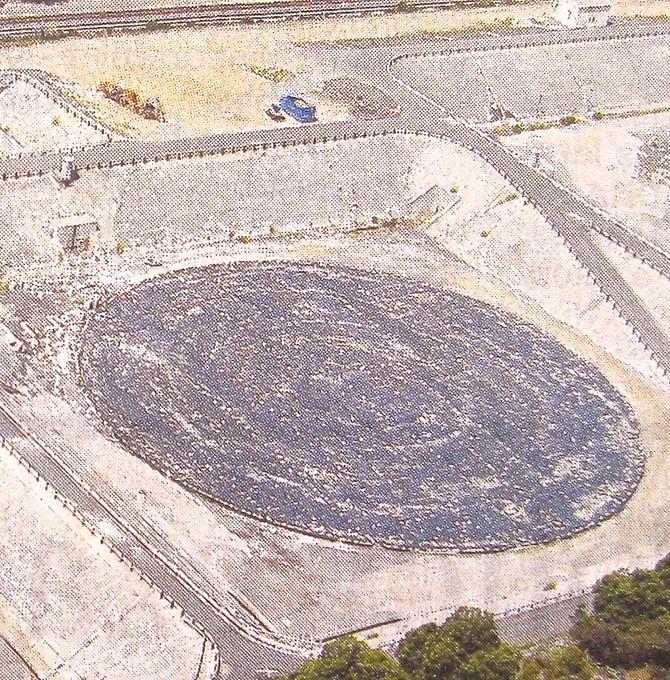 Desalination Plant Construction, Carlsbad, California, 2015