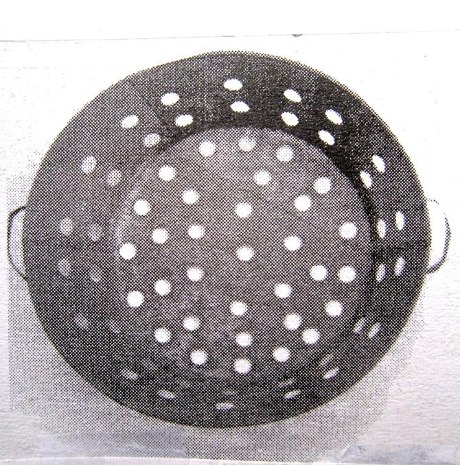 Shaker Cheese Sieve, ca. 1850s