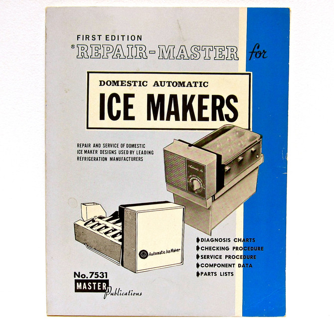 Ice Makers Guidebook, 1983 Edition