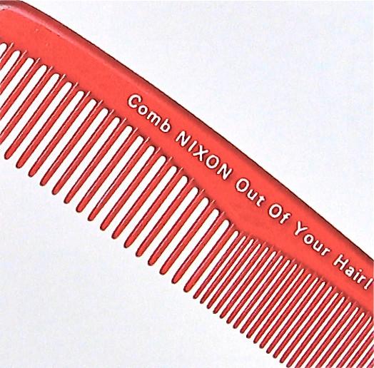 Nixon Comb (adapted photo)