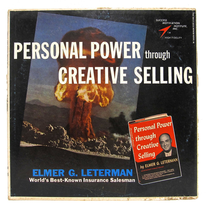 Personal Power through Creative Selling, 1962