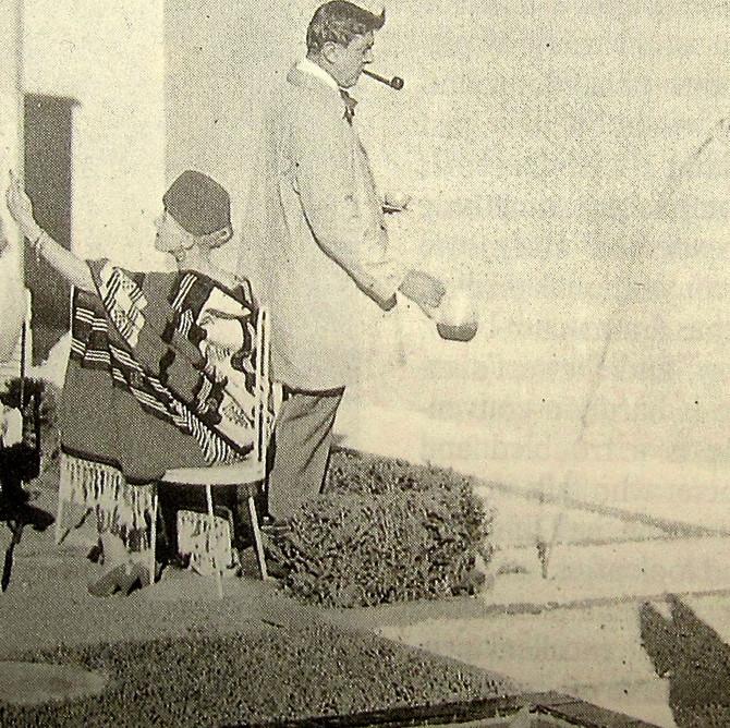 """Jacques Tati """"Mon Oncle"""" 1958"""