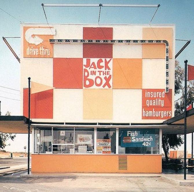 Jack in the Box, ca. 1956 (Wayne Williams)