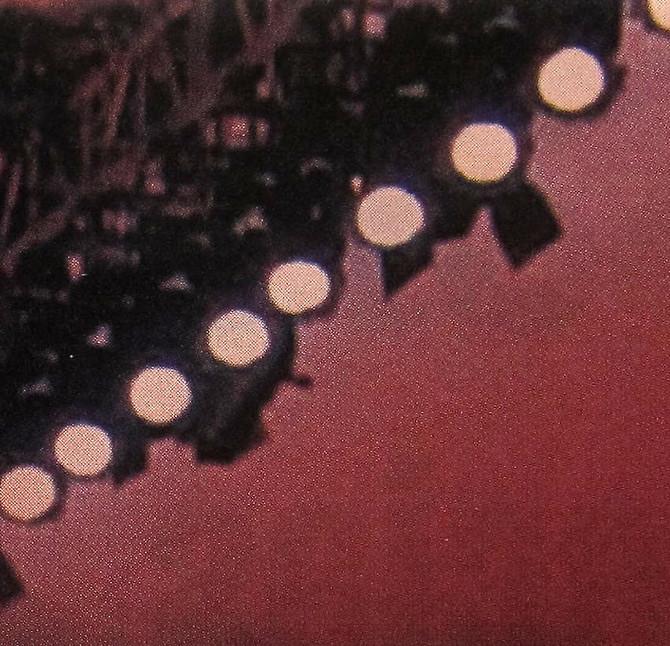 Stage Lights, ca. 2002
