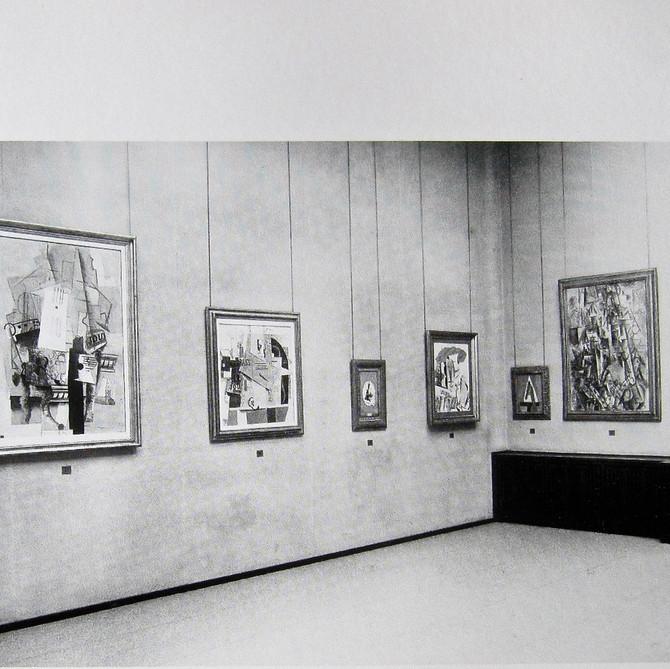 Picasso Exhibition at the Kunsthaus Zurich, 1932