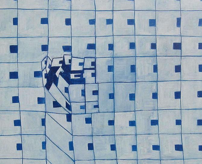 "Thomas Nozkowski ""Untitled (P-31)"" 2008"