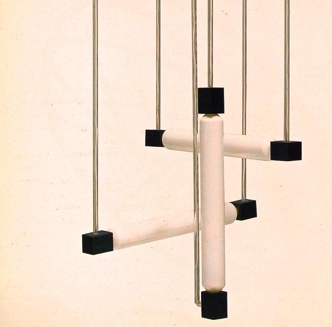 Gerrit Rietveld Hanging Lamp, 1920