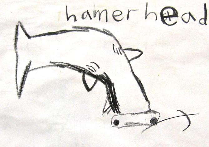 Child's Drawing, ca. 2010