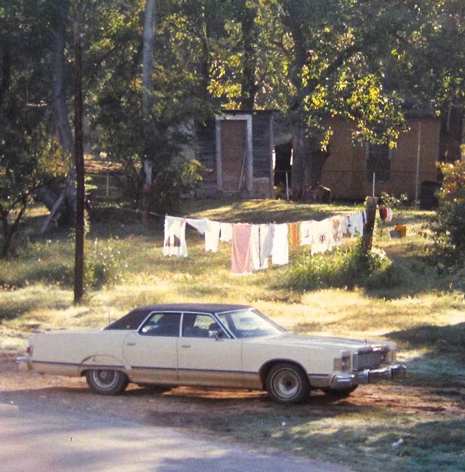 Near Corning, Arkansas, 1990 (photo by Greg Colson)