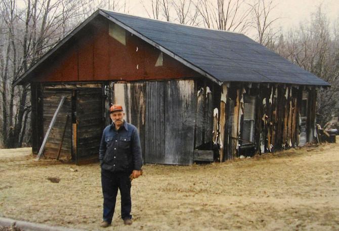 Alpha, Upper Michigan, 1989 (photo by Greg Colson)