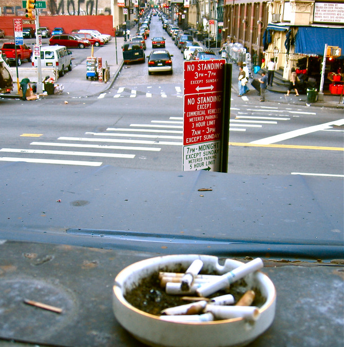 Canal Street, New York City, 2008 (photo by Greg Colson)