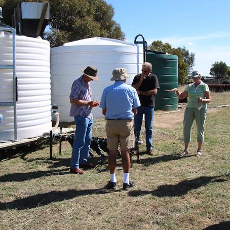 Mallee Farmers WA Field Tour