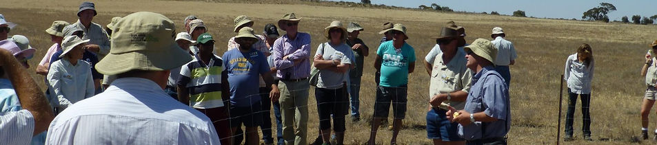 Community workshop, NRM training, Capacity Building, Sustainable Agriculture, SA Murray Mallee