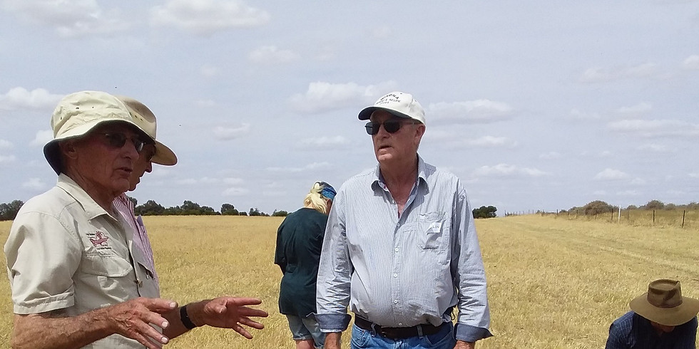 Colin Seis Pasture Cropping 2 Part Webinar