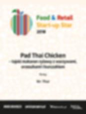 Certyfikat_Food & Retail Start-up Star_2