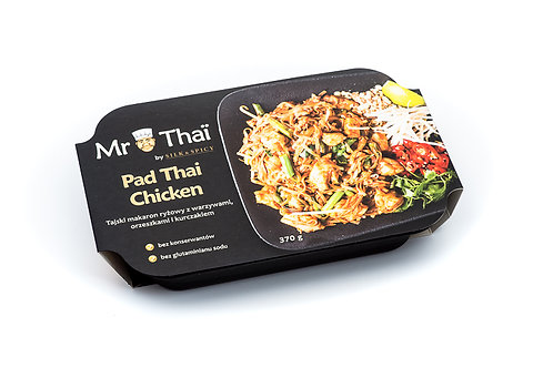 Pad Thai Chicken 370g
