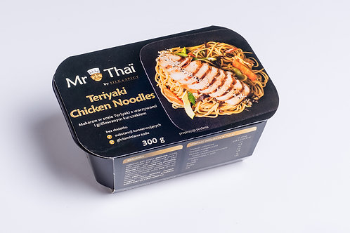 Teriyaki Chicken Noodles 300g