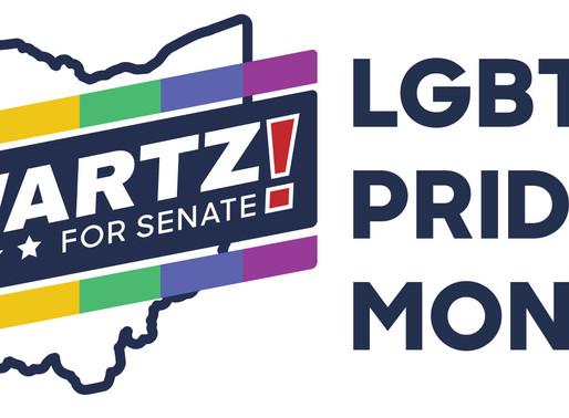 LGBTQ Pride Month Message