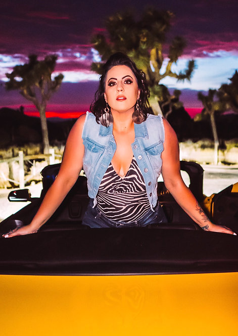 """""""Drive"""" *Autographed* 8 x 10 Poster"""