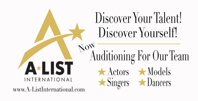 A-List International Banner