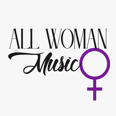 All Woman Music Logo