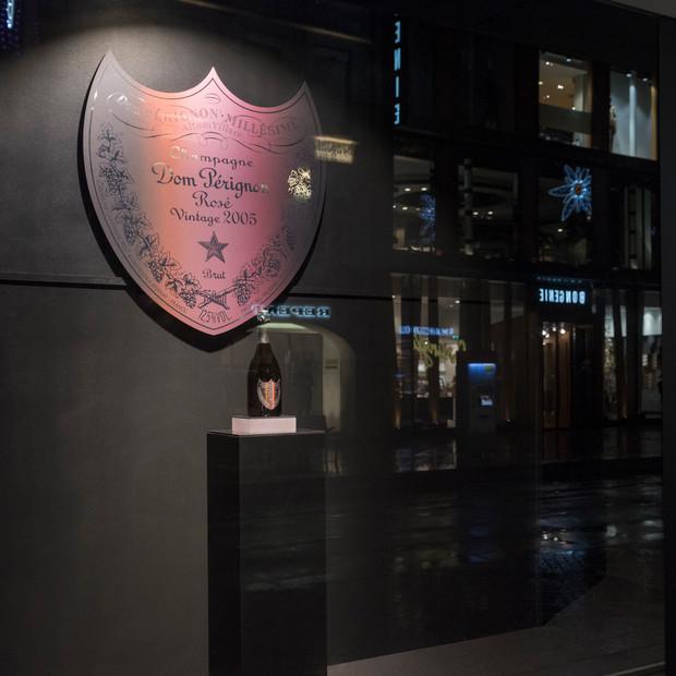 Edition limitée Dom Pérignon
