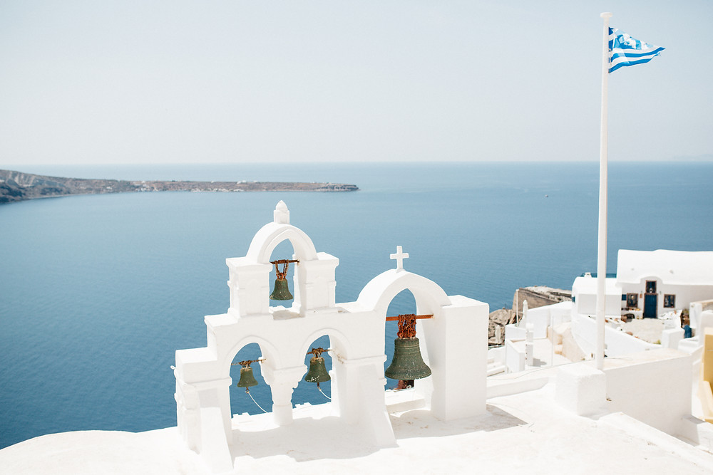 travel photography Santorini Greece